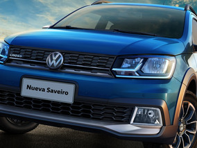 Volkswagen Saveiro 1.6 Cross Gp Cd Pack High My18 Uva #a7
