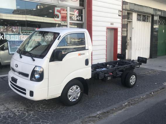 Kia K2500 0km 2018 2.5 Chasis Ultimas Unidades