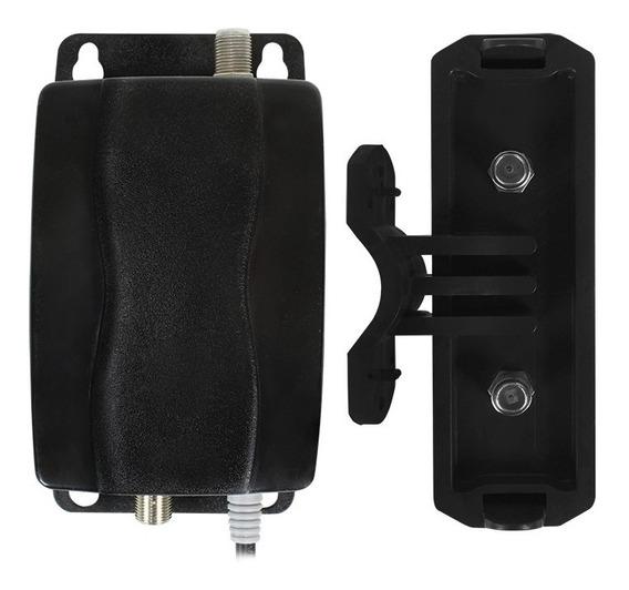 Amplificador Sinal Tv Digital Uhf Booster 40db Para Antena