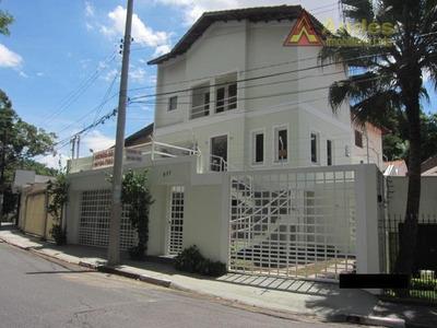 Excelente Sobrado Residencial À Venda, Mandaqui, São Paulo. - So1417