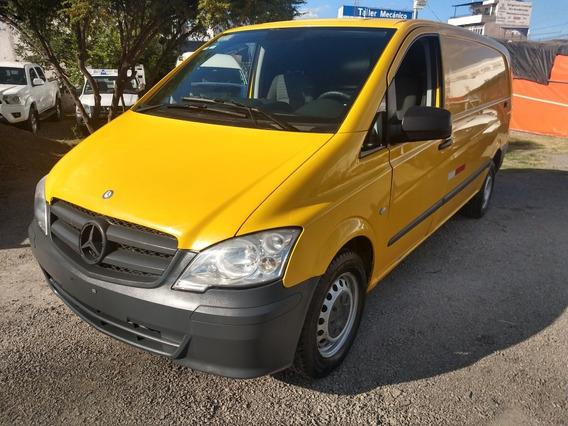 Mercedes-benz Vito Cargo Van Largo 2014
