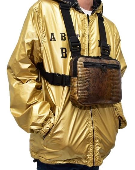 Chest Bags De Lujo Streetwear Riñonera Supreme Gucci