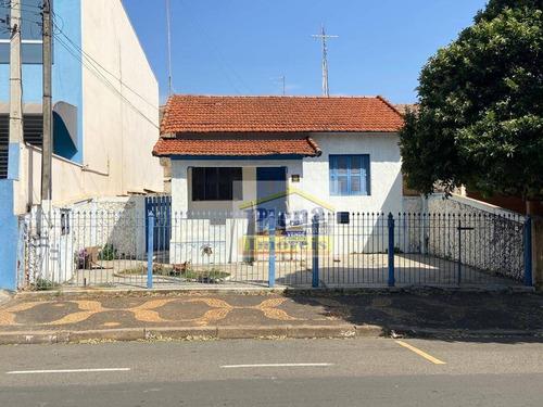 Casa Com 2 Dormitórios À Venda, 60 M²  - Vila Santana - Sumaré/sp - Ca4307