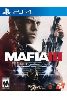 Mafia Iii Ps4 Nuevo Sellado Game Sport Chile