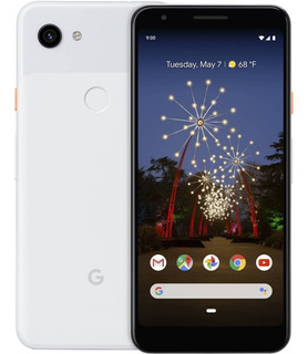 Google Pixel 3a 64gb Clearly White - Lacrado