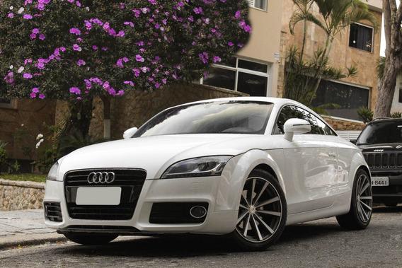 Audi Tt 2.0 Turbo S-tronic - 2012 - 300 Cv