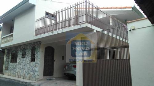 Sobrado Com 3 Dormitórios À Venda, 160 M² Por R$ 390.000,00 - Alto Boqueirão - Curitiba/pr - So0338