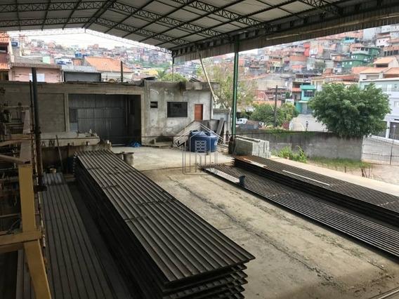 Galpão Industrial Para Locação No Bairro Jardim Guarará - 9723usemascara