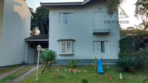 Sobrado Residencial À Venda, Jardim Jóia, Arujá. - So0189