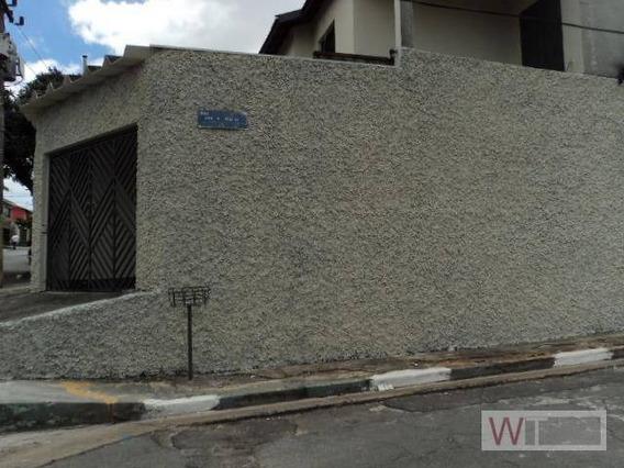 Casa Residencial À Venda, Vila Prudente, São Paulo. - Ca0041