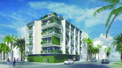 Se Vende Departamento Con Ubicación Muy Funcional Y Eco Friendly, Al Centro De Playa Del Carmen, Quinta Roo