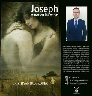 Libro Joseph Amor En Las Venas