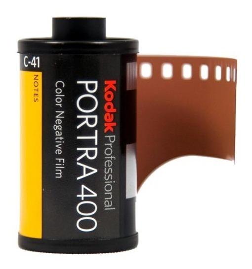 2 Unidades Kodak Portra 400 35mm