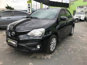 Toyota Etios Sedán Xls 1.5 2018 - Prime Multimarcas