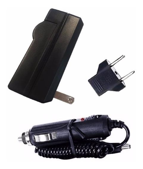 Kit 2 Bateria E Carregador Para Go Pro Gopro 3 Ahdbt-301/2