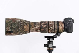 Rolanpro Camera Lens Gamuza Camuflaje Tamron Sp 150600