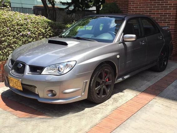 Subaru Impreza Wrx 2.500cc