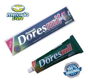 10 Doresmil Pomada Dores Mil - Frete Gratis