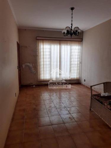 Casa Com 4 Dormitórios À Venda, 231 M² Por R$ 500.000 - Vila Tamandaré - Ribeirão Preto/sp - Ca1961