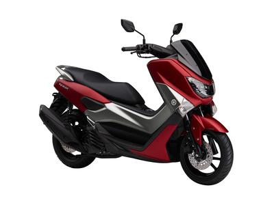 Yamaha Nmax 160 | Vermelho | 0km