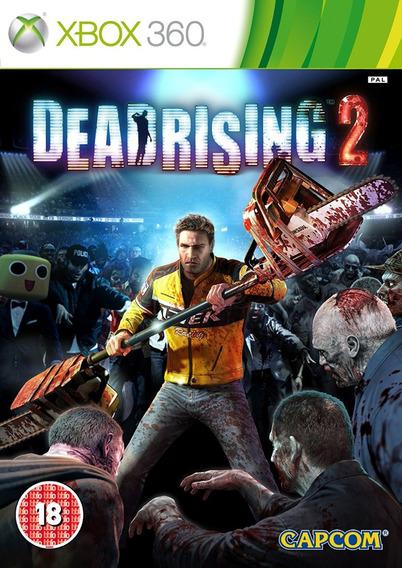 Dead Rising 2 Original Xbox 360