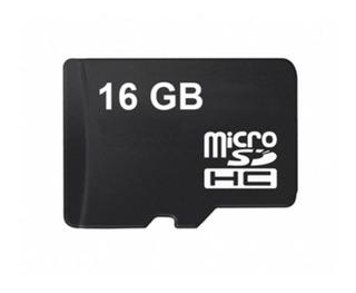 Memoria Micro Sd 16gb Oem Celulares Tablets Mp4 Mp3