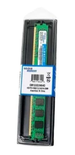 Imagem 1 de 2 de Memória Ram 4gb Ddr3 1600mhz Pc3 12800 Para Desktop