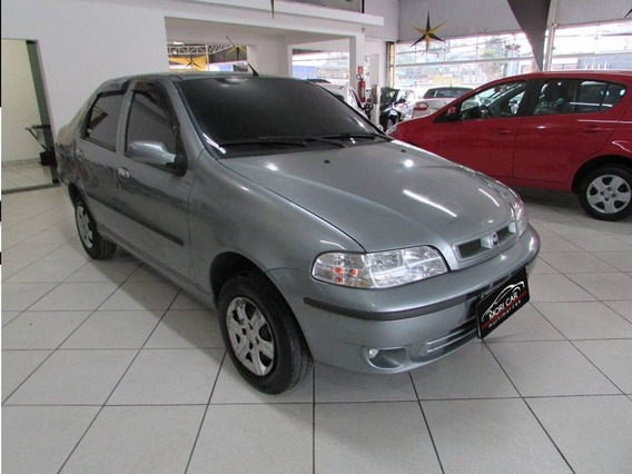 Fiat Siena 1.0 Mpi Fire 8v Gasolina 4p Manual 2005