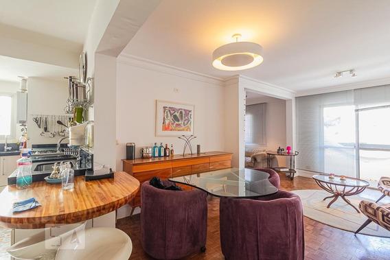 Apartamento Para Aluguel - Vila Olímpia, 2 Quartos, 80 - 893117415