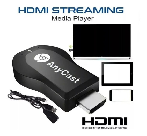 Dongle Anycast - Chromecast - Convierte Tu Tv En Smart Tv