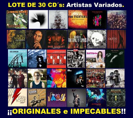 Lote De 3 Cd`s Y Dvd . Linkin Park. Metal. Originales .
