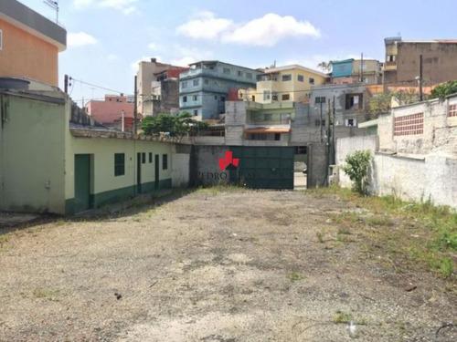 Imagem 1 de 7 de Terreno + Escritório Com 720 M², Em Vila Formosa. - Tp12254