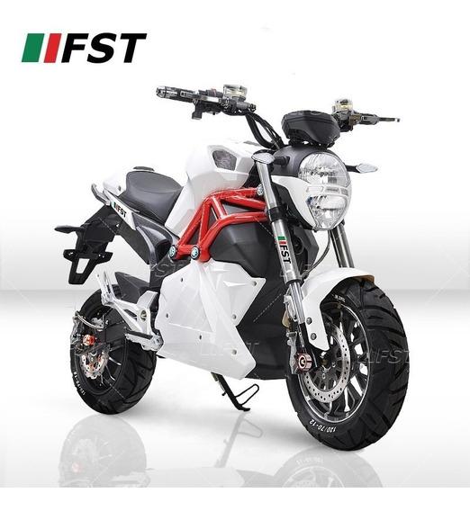 2020 Tipo Ducati Master Motocicleta Electrica Fstmoto