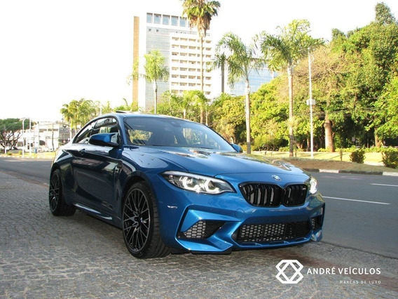 Bmw M2 3.0 24v I6 Competition Coupe M Dct