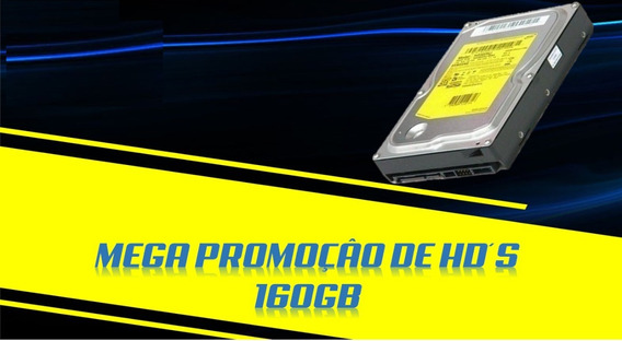 Hd160gb Sata Samsung Modelos Diversos Usado