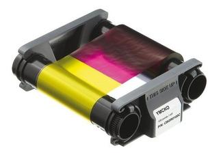 Ribbon Cinta De Color 100 Imp. Ymcko Badgy 100 Cbgr0100c
