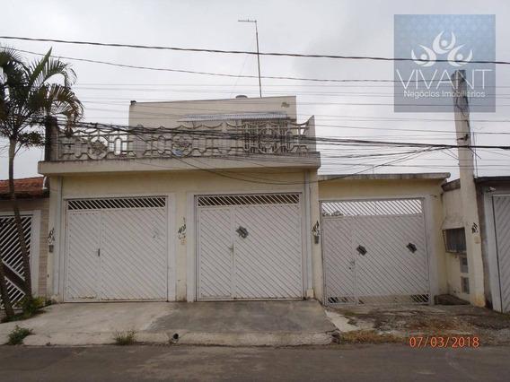 Sobrado Residencial Para Locação, Jardim Casa Branca, Suzano. - So0087