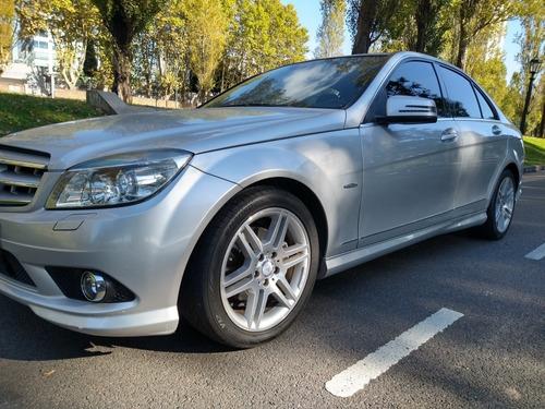 Mercedes-benz Clase C 1.8 C200 Cgi At Blueefficiency 2010