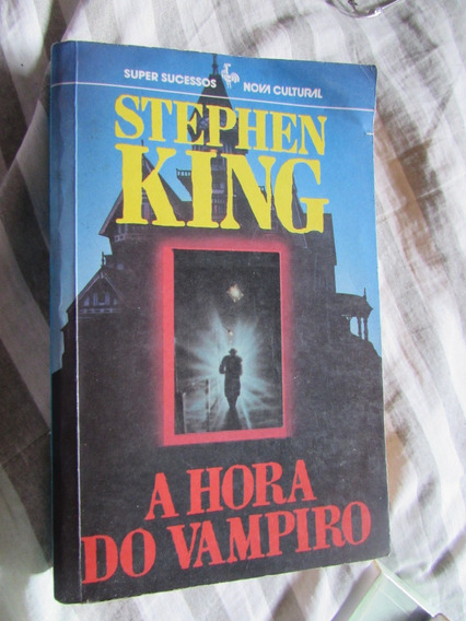 A Hora Do Vampiro- Stephen King Super Sucessos Nova Cultural