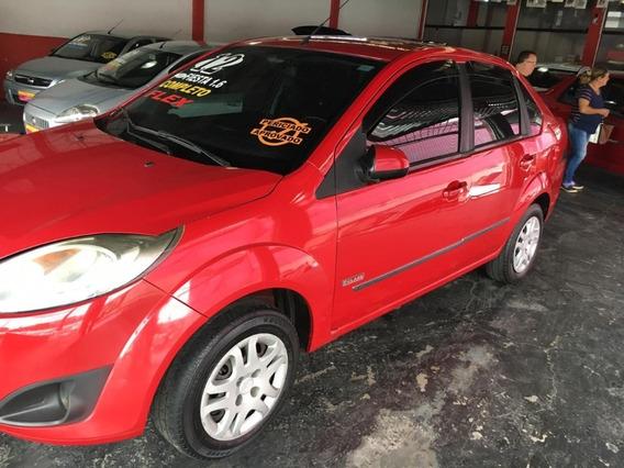 Ford/fiesta Sedan 1.6 - 2012 - Completo