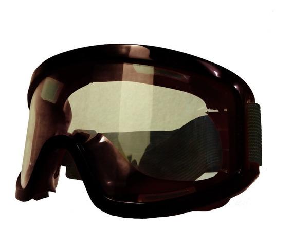 Goggles Lentes Gafa Motocros Protector Mascara Motociclismo