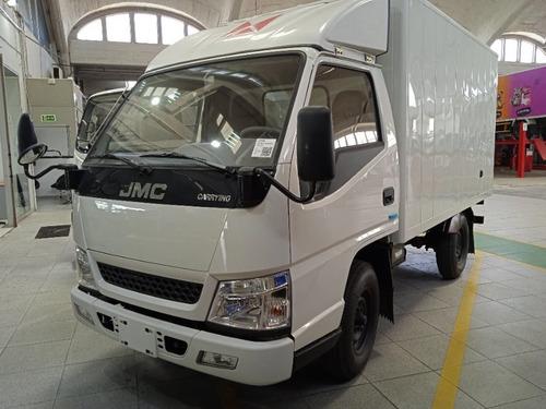 Jmc Nhr Nhr Box - Rueda Sencilla 2.8 2021 0km