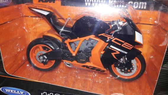 Welly Moto Ktm Rc8 R 1/10