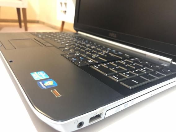 Notebook Dell Latitude E5520