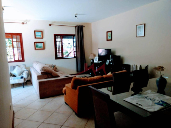 Casa Com 3 Quartos À Venda, 100 M² Por R$ 500.000 - Maravista - Niterói/rj - Ca0077