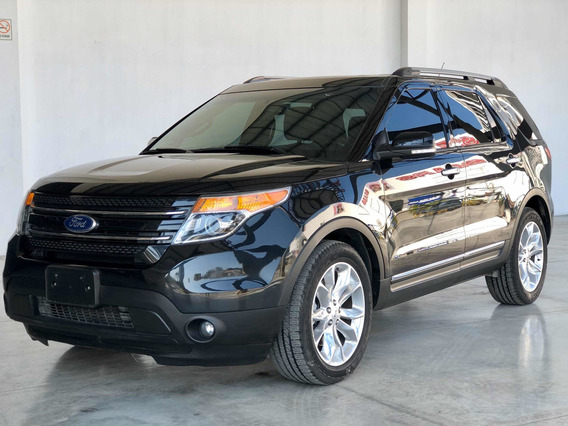 Ford Explorer 3.5 Limited 4x4 Mt 2015