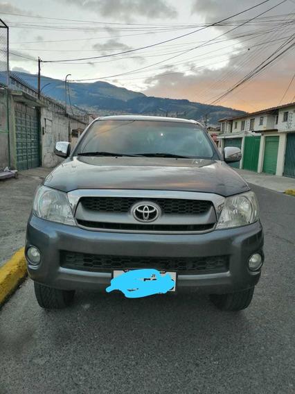 Toyota Hilux 4x4 Año 2010