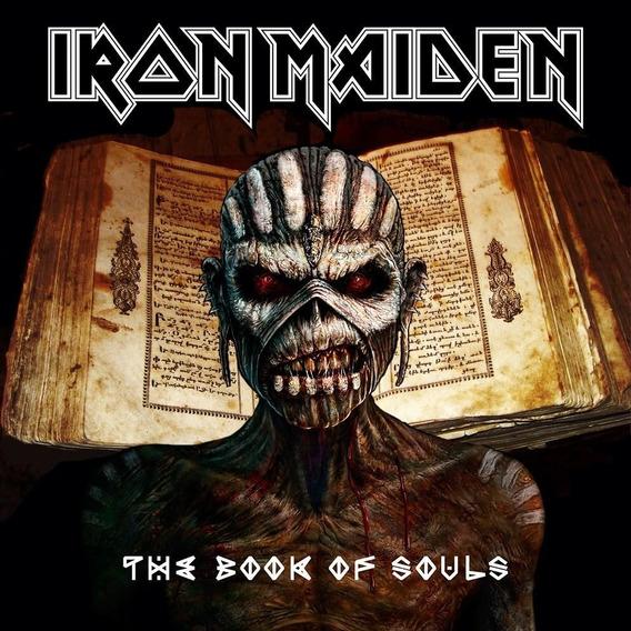 Iron Maiden - The Book Of Souls 2 Cds (envio Carta Reg R$10)