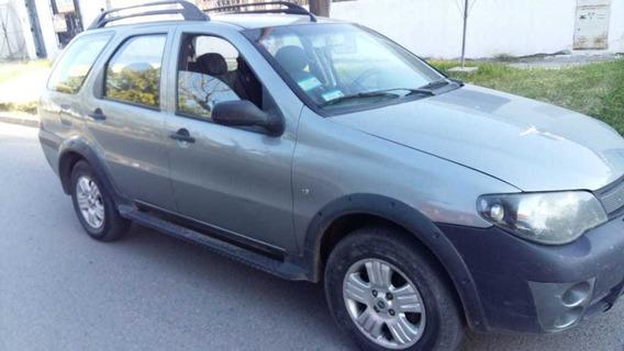 Fiat Palio Weekend 1.7 Adventure 2006