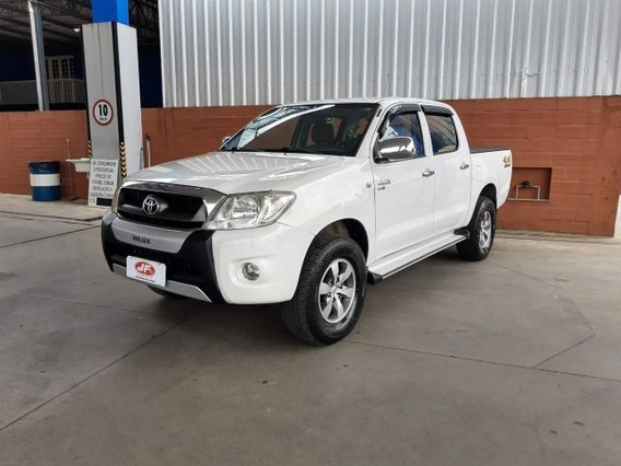 Toyota Hilux 4x4 Cabine Dupla 2.5 Turbo 16v, Hhs7975